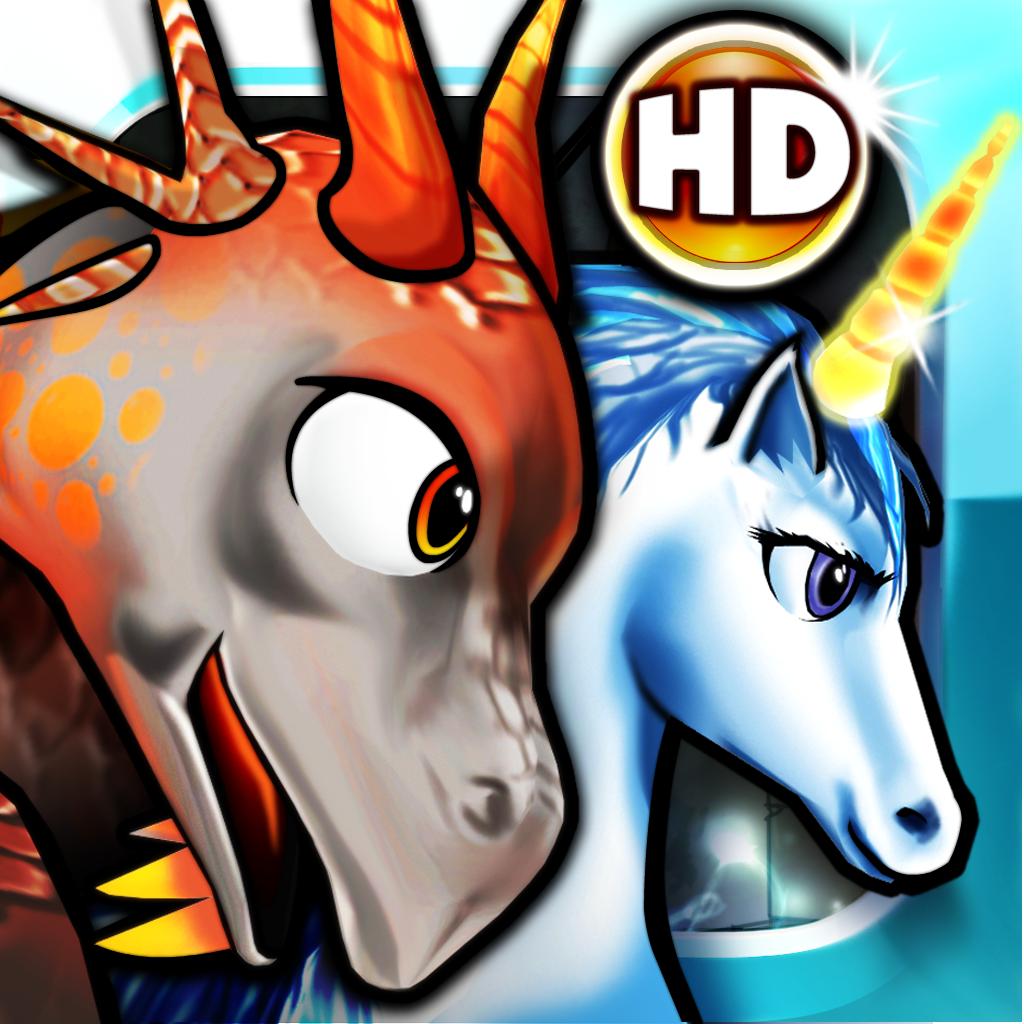 Pep der Drache vs den fiesen zombie Herr Pholon der Einhorn Jäger und Drachen Killer und seine sonic super zaubersprüche in HD iOS